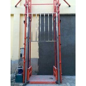 学习液压升降货梯的安装方法