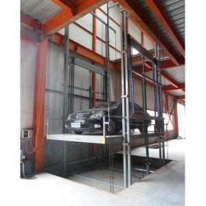 除了在工业中,生活中导轨式升降货梯厂家也发挥着作用