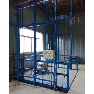 液压升降货梯供应商浅述液压升降货梯的分类