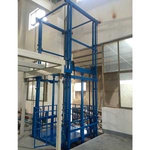 液压货梯厂家:液压平台的正确保养方法