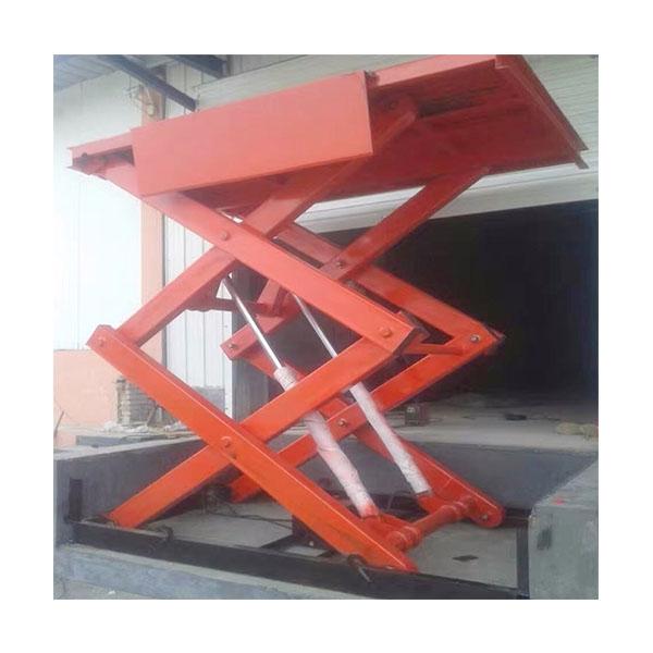 剪叉式升降货梯生产厂家
