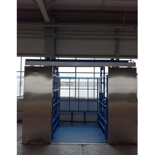 导轨式货梯