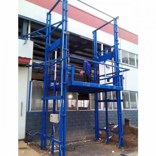 导轨式升降货梯生产厂家