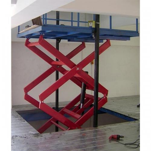 剪叉式升降货梯厂家