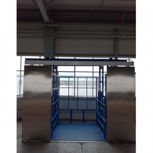 导轨式升降货梯多少钱